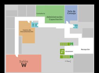 Plano del 2do. piso