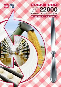 Imagen de la portada del libro Cómo usar ISO 22000