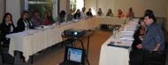 Participantes del curso en la presentación inicial.