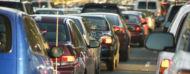Autos en la calle