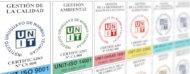 Logos de certifcación