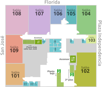 Plano del 1er. piso