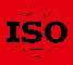 Logotipo de ISO
