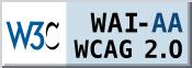 W3C: WAI-AA WCAG 2.0