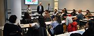 Participantes del curso Gestión de la calidad y Sistemas integrados