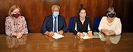 firma de convenio entre unit y umuntu